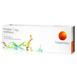 Proclear 1 Day Multifocal (30 lentes)