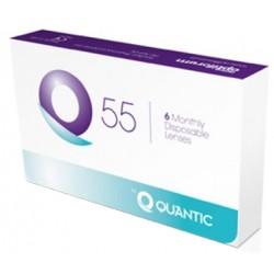 Quantic 55 (6 lentes)