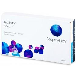 Biofinity Toric (3 lentes)