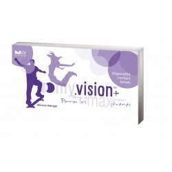 My.Vision® Max + Toric para adolescentes