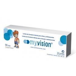 My.Vision para crianças e adolescentes (30 lentes)