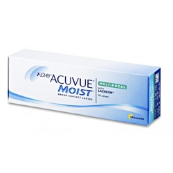 1-DAY ACUVUE MOIST MULTIFOCAL (30 lentes)