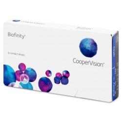 Biofinity (3 lentes)