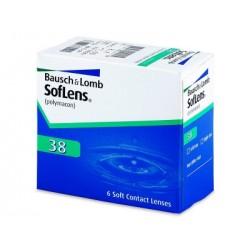 SofLens 38 (6 lentes)