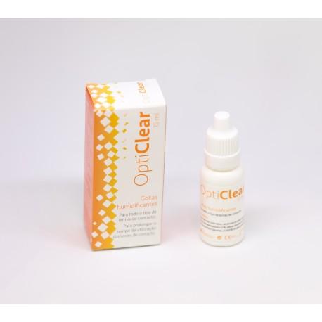 Opticlear Gotas Humidificantes - 15 ml