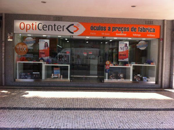 Opticenter Vila Nova de Gaia