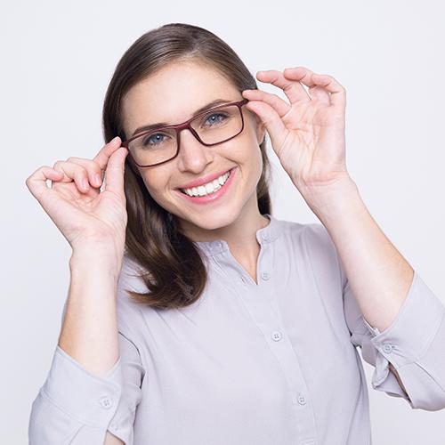 Como manusear os seus óculos