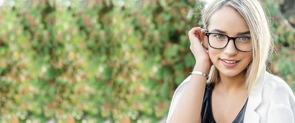 91aefaf46 o período de adaptação é muito importante para ver bem com os óculos novos