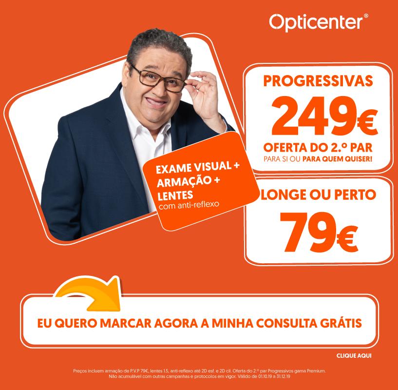 Consulta Grátis Opticenter
